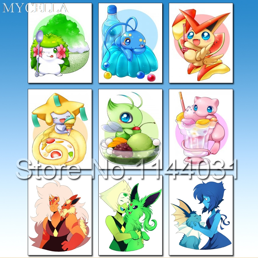MYCELLA Pokemon 5D Diy Square Diamond Painting Full Pikachu Mosaic Resin Pasted Embroidery Needlework Cross Stitch Kits