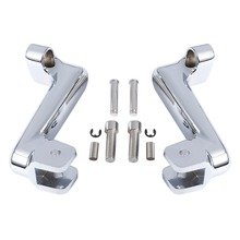 Motorcycle Passenger FootPegs Mount Bracket For Indian Roadmaster 2015 2020 Chief Vintage 2014 2019