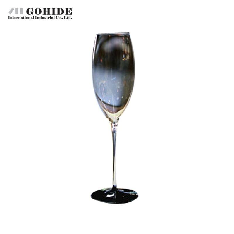 achetez en gros noir verre de vin en ligne des grossistes noir verre de vin chinois. Black Bedroom Furniture Sets. Home Design Ideas