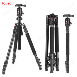 Zomei M7 Tripod CarbonFiber Professional and Lightweight Self-timer SLR Camera Outdoor travel Tripod Head set CD15