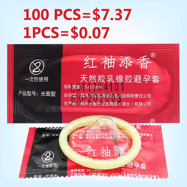 En gros 100 PCS Préservatifs Ultra Mince Grande Quantité D'huile de Sexe outil produits pour Hommes paquet préservatif Adulte livraison gratuite 2