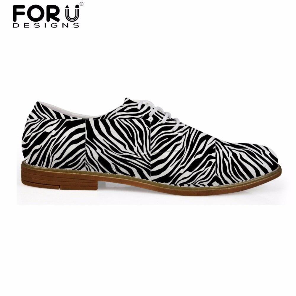 En Mode cc4150ce Zebra Pattern 2018 Design Printemps Hommes Oxford Casual Appartements Oxfords Marque Cc1199ce De Forudesigns Cuir Chaussures Homme cc1612ce OCwqgq