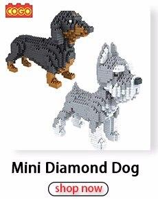 Mini Diamond dog