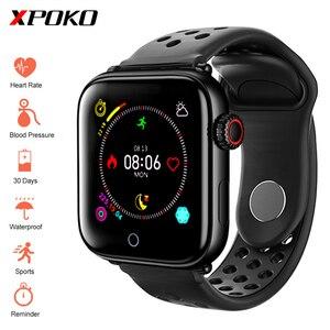 Smart Watch Men Waterproof Smartwatch Wi