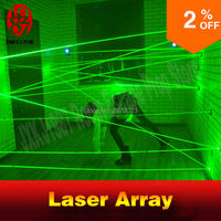 Laser Array For Escape Room Game Adventurer Prop Laser Maze For Chamber Of Secrets Game Intresting