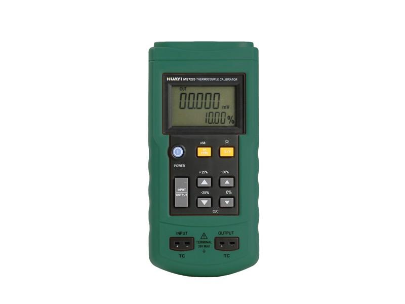 MASTECH MS7220 THERMOCOUPLE CALIBRATOR Meter Tester (2)