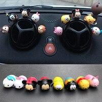 Mini Car Interior Decoration Dashboard Creative Cartoon Cute Little Ornaments Auto Dashboard Ornaments Accessories