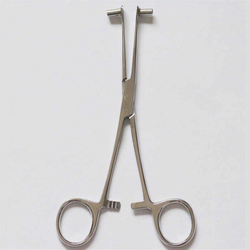 316L Stainless Steel Piercing Septum Forceps Clamp Pliers For Belly Nose Ear Tongue Lip Body Piercing Permanent Makeup Tool
