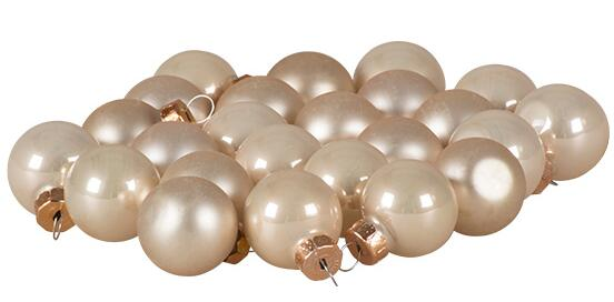 Free Shipping Ornaments Christmas Xmas Tree Glass Baubles Decoration Simple Pearl Balls Decoration