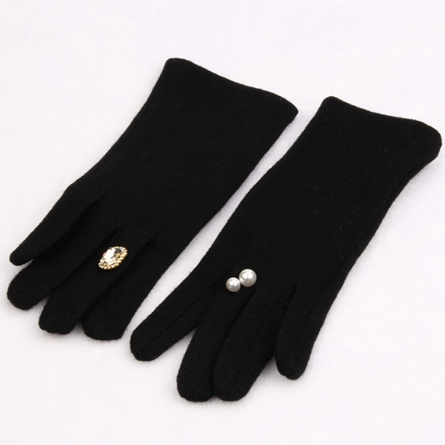 Wool Touch Screen Gloves...