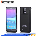 4800mah Battery Clip Case For Samsung Galaxy Note 4 Note4 N910 N9100 External Backup Charger Cases Power Bank Phone Holder Cover