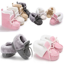 Г. Новые зимние детские зимние ботинки для мальчика, удобные толстые Нескользящие короткие ботинки для нового года, модная обувь с хлопчатобумажными стельками