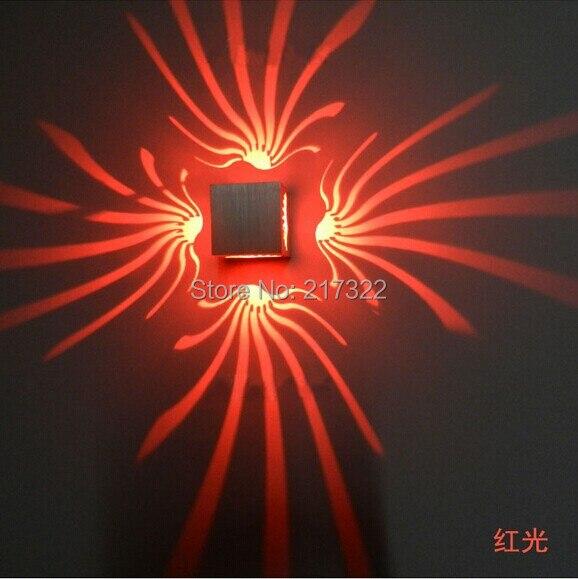 20pcs  Led Modern Light Led Aluminum Wall Lamp Entranceway