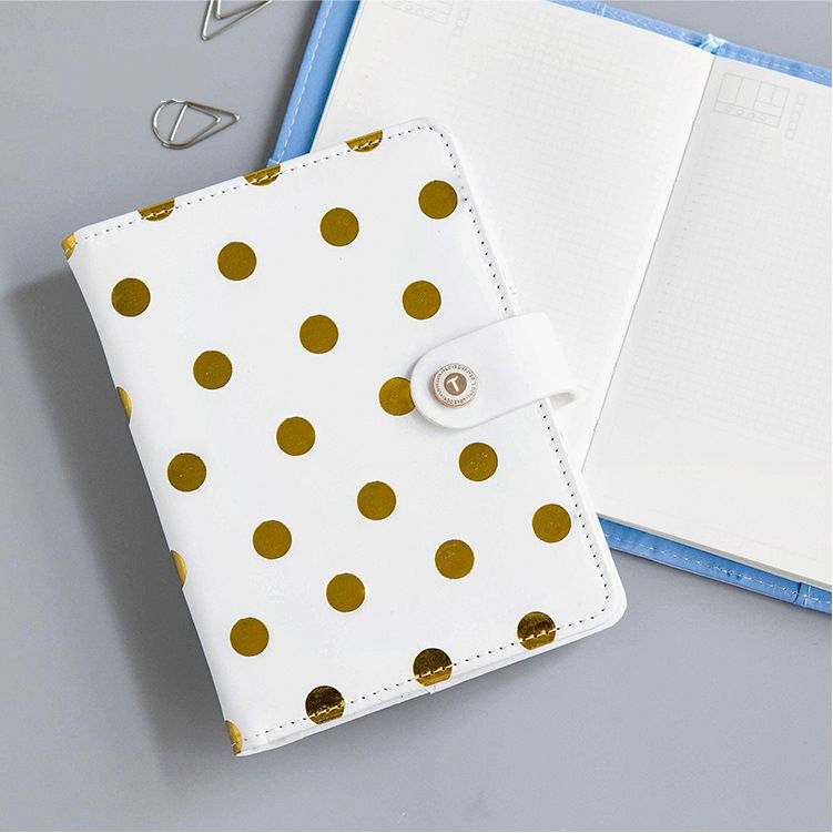 Basic Element Fashion A6 Journal Planner Book Weekly+Monthly+Daily Page+Blank Paper PU Leather Diary Notebook Gift Free Shipping free shipping 10pcs ad7820kr ad7820 page 6