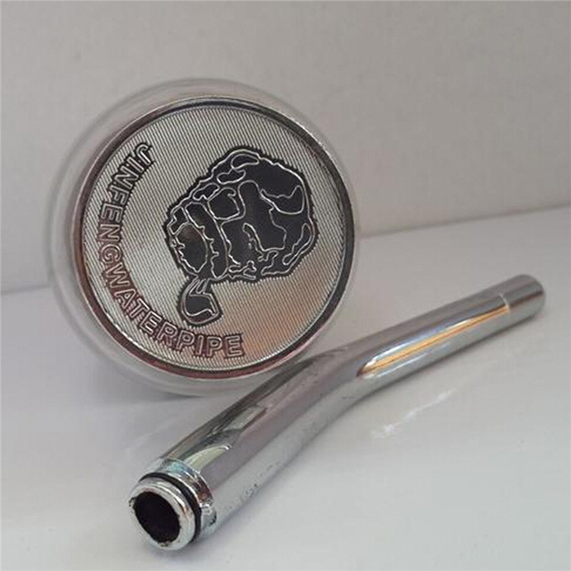 Durable1pc Home Filter Mini Hookah Filter Shisha Water Smoking Pipe Tar Tobacco Cigarette Cigar Risn Material Tube Holder