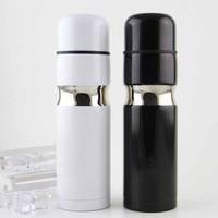 CHot Bilayer 304 Stainless Steel Insulation Thermos Cup Coffee keep Mug Thermo Mug water for bottle Beer Thermo Mugs Auto Car