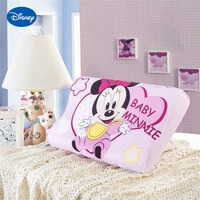 Pink Minnie Mouse Memory Pillows 40x25cm Bedroom Decoration Girls Baby Cot Crib Bed Home Bedding Slow
