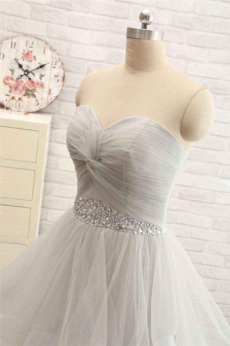 Off The Shoulder Tulle Long Evening Elegant Dress 3