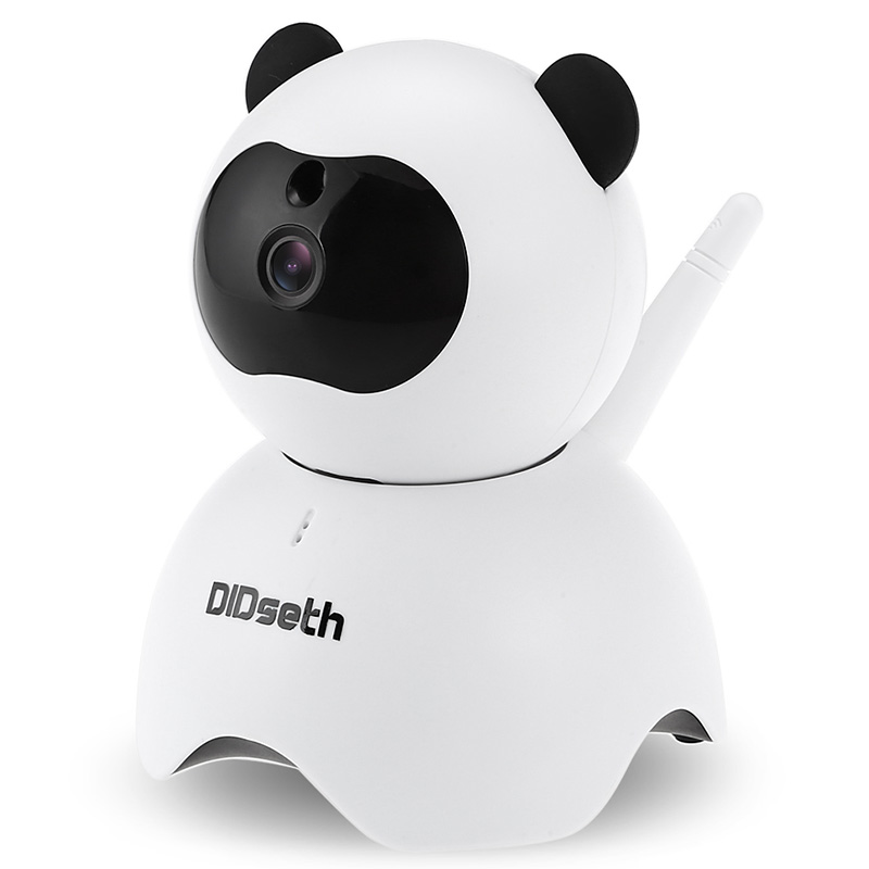 HD IP Camera Wireless Night Vision Viedo Baby Monitor Built-In Microphone And Speaker Motion Detection Baby Sleeping Monitor