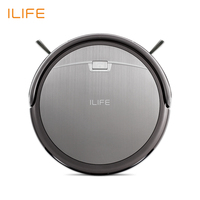 Intelligent Aspirator Robot Vacuum Cleaner 1000PA Efficient Low Noise Thin Carpet ILIFE A4S 450ML Dust Collector
