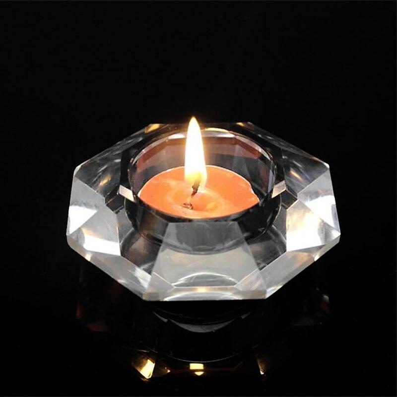 Brieftaschen Und Halter Octagon Glas Kristall Kerzenhalter Kerzenhalter Mittelstücke Candlestands Hochzeit Wohnkultur Geschenke Leuchter Teelichthalter Top Wassermelonen