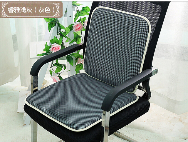 Office Chair Cushion Executive Leather Chairs Uk 2018 Thickening Dining Child Seat Computer Student Cushionlh642