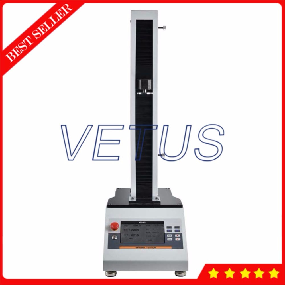 AEL-A-3 3N0.3kg0.65Lb Digital Display Motorized Test Stand with Fully Automatic Manual Mode Tensile Compression Tester