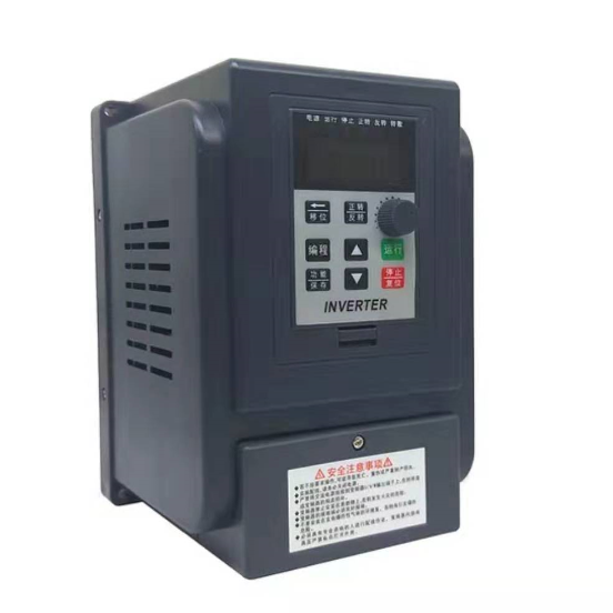 Inverter AT4 2.2KW 220 into 380 out single phase 220V household electric input Three-phase 380V outputInverter AT4 2.2KW 220 into 380 out single phase 220V household electric input Three-phase 380V output