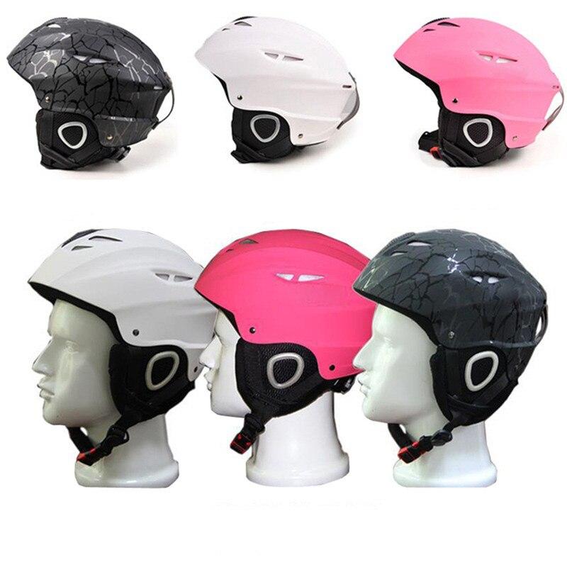 Skateboard Ski Snowboard casques hommes femmes extérieur Sport casque montagne route vélo intégralement moulé Ski casque M L