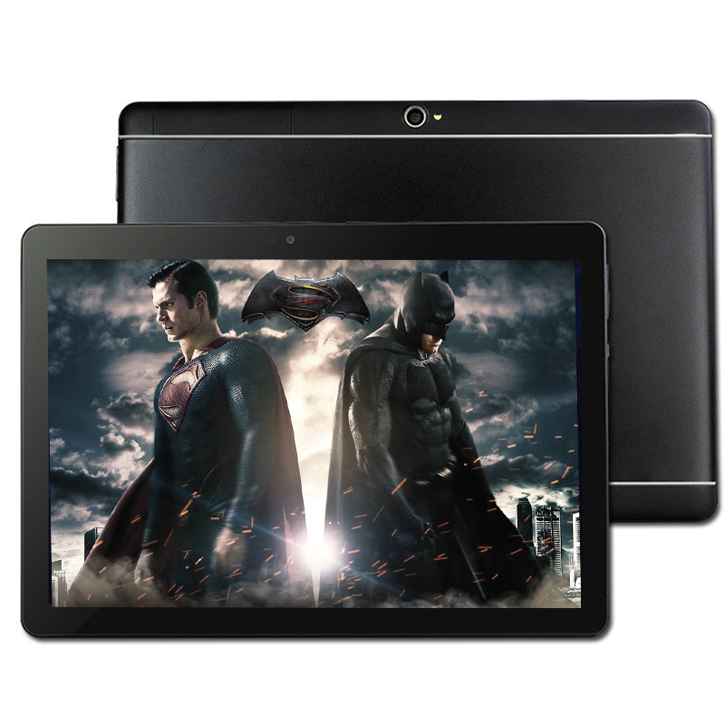 Free Shipping S109 5MP Android 7.0 Tablet Pc Octa Core 4GB RAM 32GB 64GB Tablette 3G  Bluetooth Phone Call Dual SIM Card Wifi