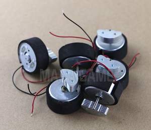 Image 5 - OCGAME Repair parts Original Left L Rumble big Motor for XBOX one xboxone controller replacement 10PCS/LOT