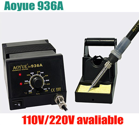 Sell Best Aoyue 936A aoyue936A Aoyue936 Aoyue 936 Soldering Station Repair rework station,available in 110V/220V magnat quantum 1009