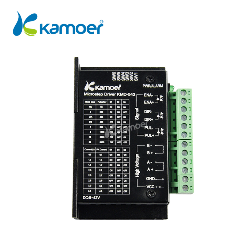 Kamoer KMD-<font><b>542</b></font> series control board for stepper motor image