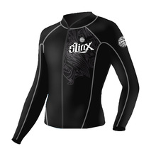 2mm submersible thermal jacket submersible wet suit snorkel sun thermal jellyfish clothing  keep warm for diving