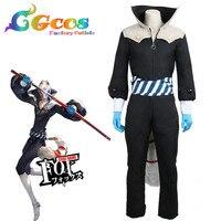 Free Shipping Cosplay Costume Persona 5 Persona5 Yusuke Kitagawa Uniform Halloween Christmas Anime Custom Made
