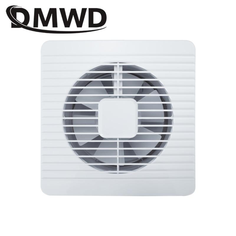 Bathroom Exhaust Fan 3 Inch Duct: DMWD 6 Inch MINI Hanging Wall Window Air Exhaust Fan