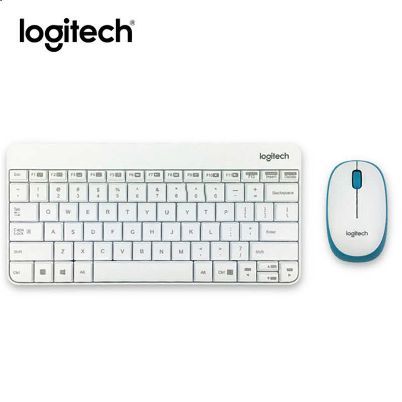 4fad72fc7f4 Logitech MK245 Nano Wireless Keyboard and mouse combo, Mini Untra Slim Home  & Office Laptop