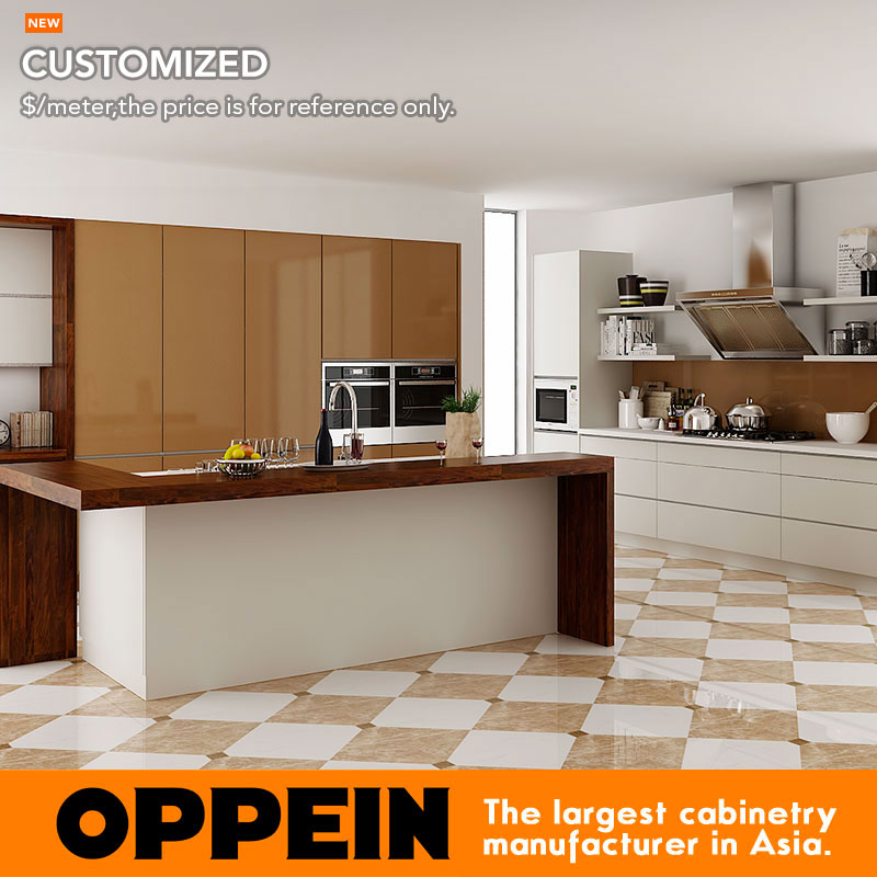 Remodel Kitchen With White Cabinets: Aliexpress.com : Buy Elegant Modular White Lacquer Kitchen