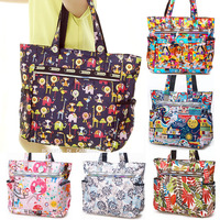 Women Handbag Fashion Bolsos Mujer Lesport Style Large Messenger Bags Sac Mummy Bag Ladies Tote Gym