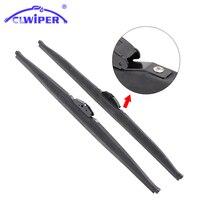 1 pc Snow Wiper Blade Winter Wiper Blade J hook arm Universal Car Windshield Wiper Wiper Blade 14-26' TOYOTA KIA REANULT HYUNDAI
