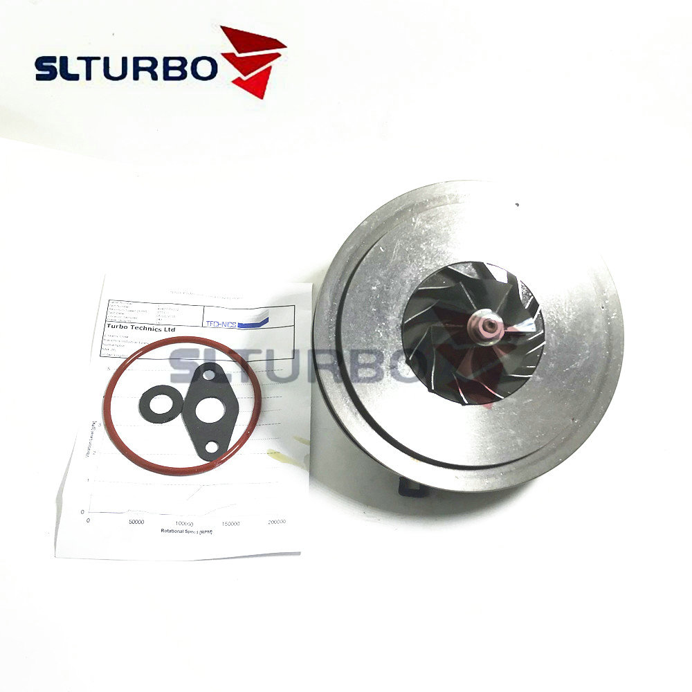Turbo Core 49477-01214 CHRA 49477-01213 New Turbine Cartridge For Land-Rover Evoque Freelander II 2.2 TD4 110 Kw 150 HP TD04L