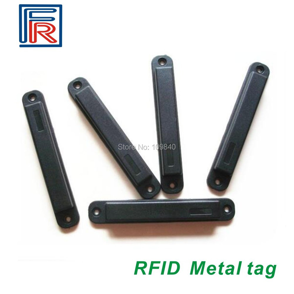 The latest 860-960Mhz ABS long range uhf rfid anti-metal sticker tag for metal stuff  free shipping 10pcs/lot 860 960mhz long range passive rfid uhf rfid tag for logistic management