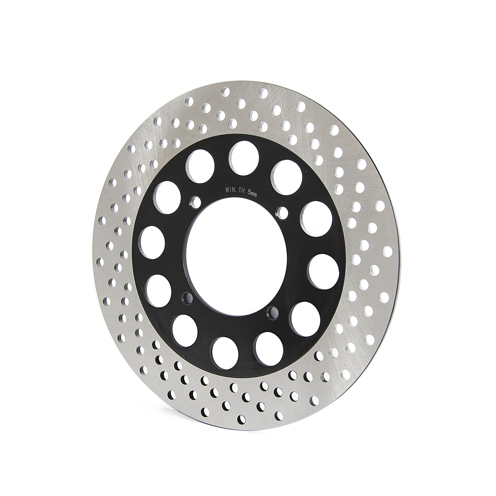 NICECNC Steel Rear Brake Disc Rotor For Suzuki GSF 250 N/NP/R/NR GSF 400 M/N/P Bandit GSX 400 GSX 600 750 GS500 1988-1997 rear brake steel disc rotor for suzuki gsxr1300 gsx r 1300 gsf1200 gs 1200