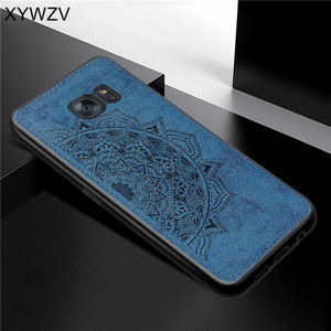 Image 4 - For Samsung Galaxy S7 Case Soft Rubber Silicone Luxury Cloth Texture Phone Case For Samsung Galaxy S7 Back Cover For Samsung S7