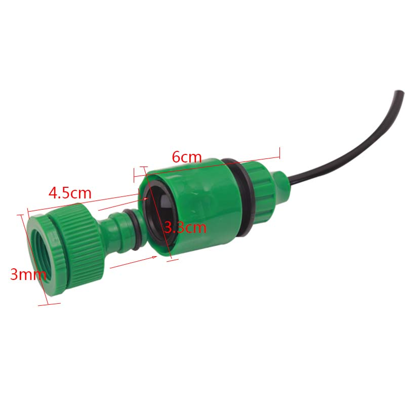 10M 25M 30M Automatic Watering Device Intelligent Drip Garden Watering System Irrigation Drip Irrigation Set Fountain Sprinkler in Watering Kits from Home Garden