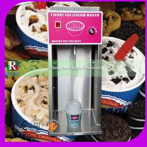 Cheap Price 12KG 350W Mcflurry Machine Milk Shake Making Machine For Sale