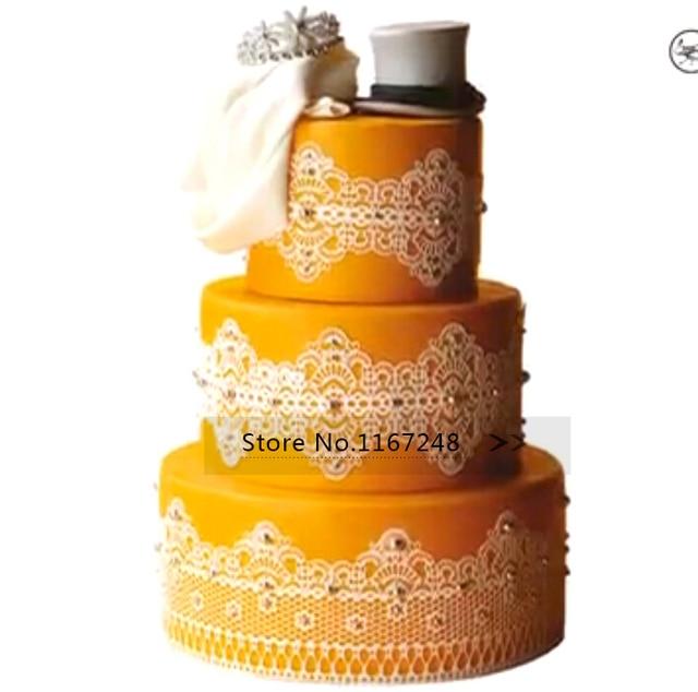 40cm*30cm Large Size Silicone Molds Fondant Cake Decorating Tools ...