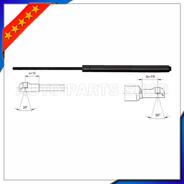 Car Accessories Rear Trunk Shock Gas Pressurized Support Damper Strut Lid 51248402405 For 2000-2006 E53 X5 3.0i 4.4i 4.6is 4.8is