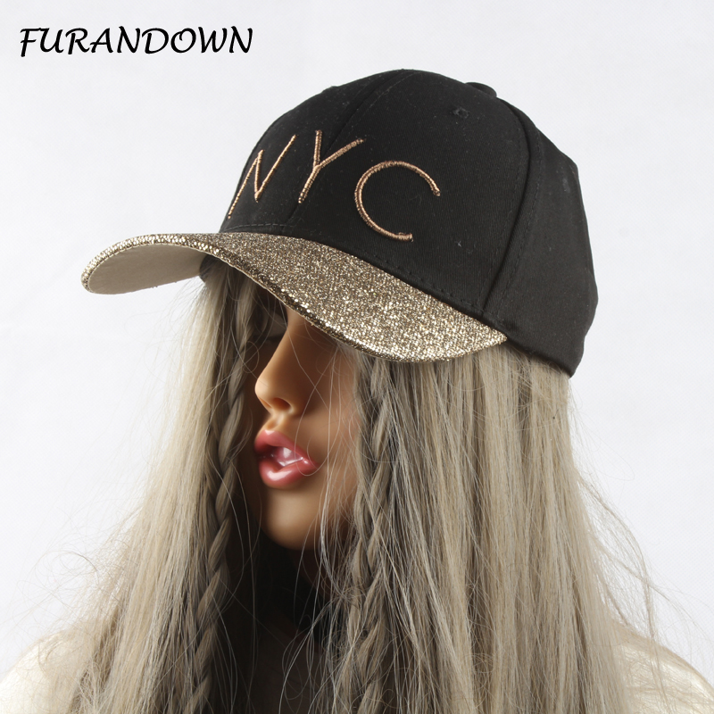 FURANDOWN 2017 New Fashion Snapback Caps NY Baseball Cap gorras planas hip hop Cap Women Men Hats hot 2017 ny hats new fashion unisex new york baseball cap gorras sports outdoor brand ny snapback hat hip hop caps for men women