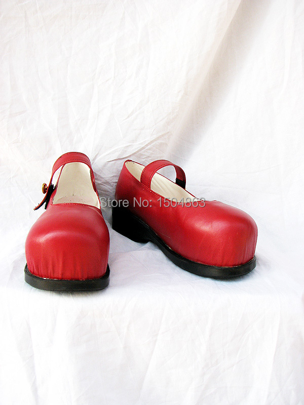 The Adventures of Pinocchio Cosplay Shoes Cosplay Costume
